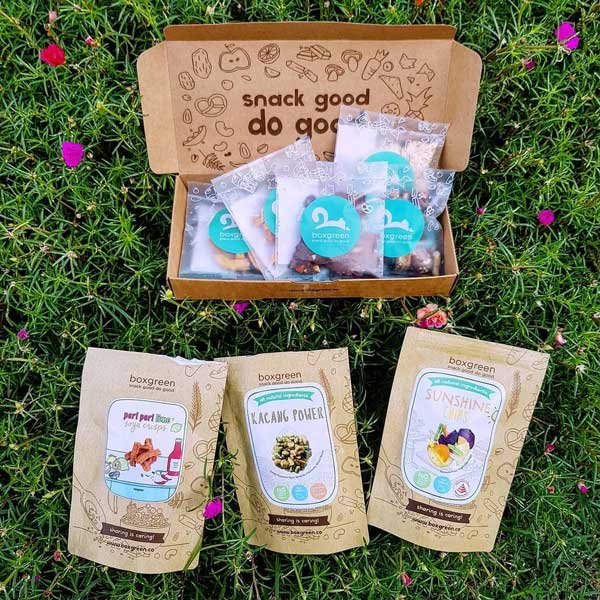 Boxgreen - Healthy Food Deliver in Singapore