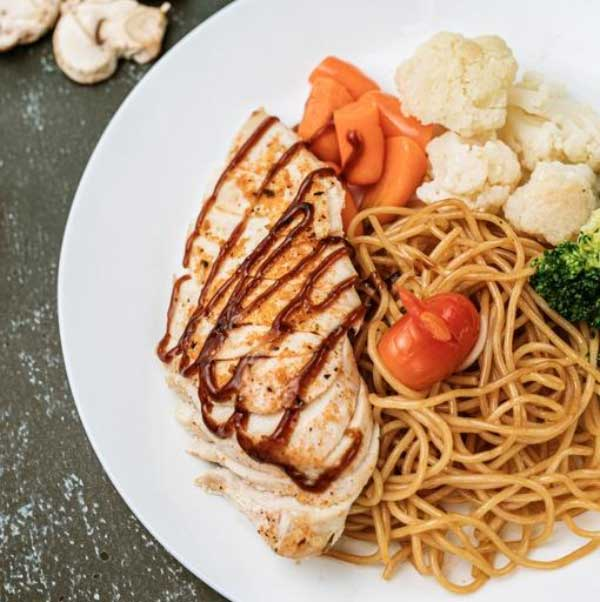 Eat Fit Meal Prep - Healthy Food Deliver in Singapore