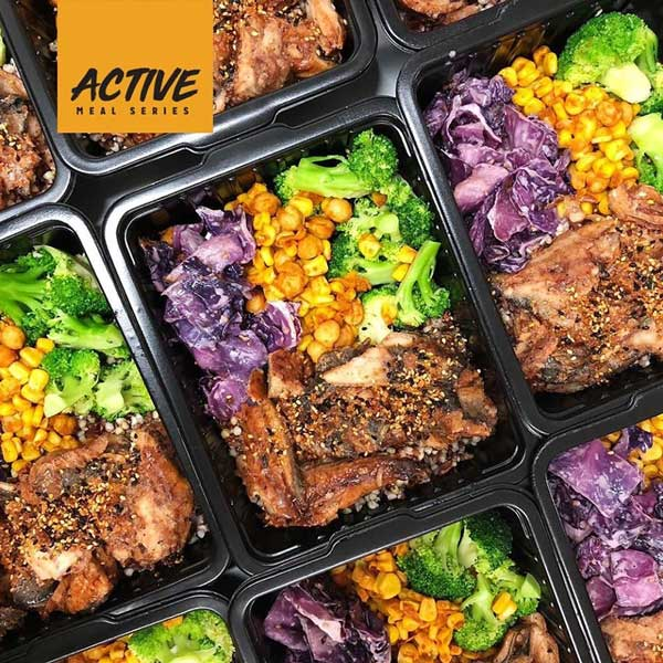 Fitness Ration - Healthy Food Deliver in Singapore