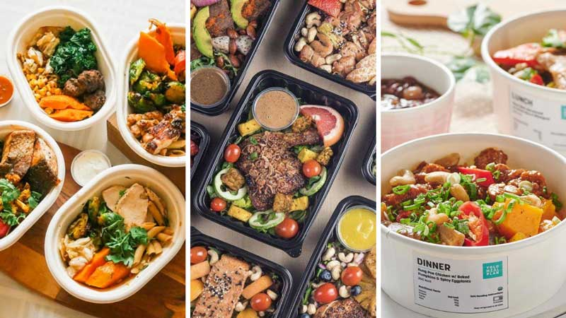 16 Healthy Food Delivery Services in Singapore