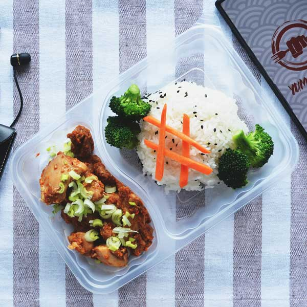 Yummy Bros - Healthy Food Deliver in Singapore