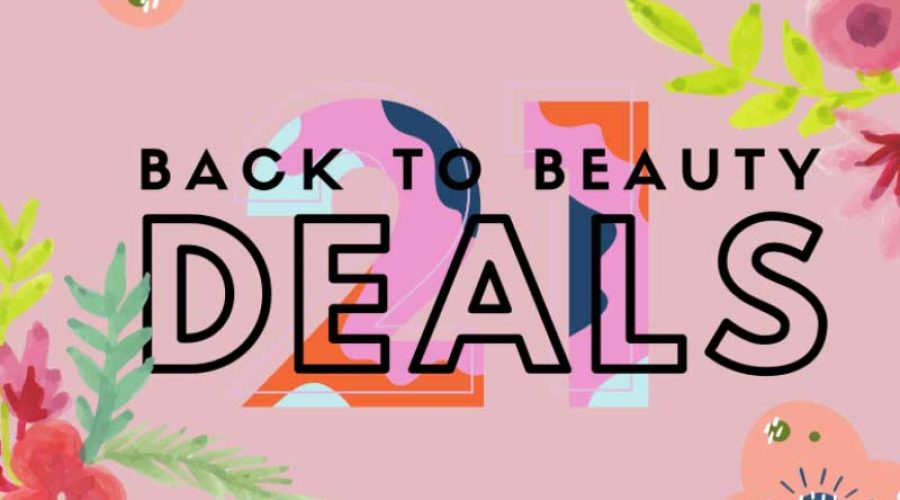 21 Back to Beauty Deals in Singapore (2020)