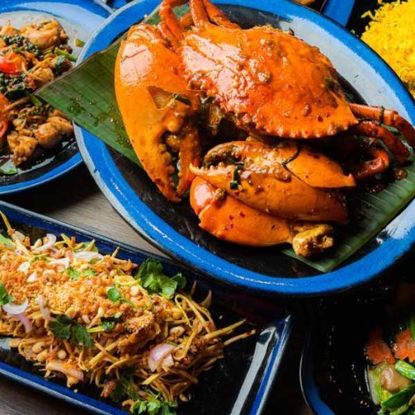 Father Day Deals 2020 Sawadee Thai's Yellow Mud Crab feast