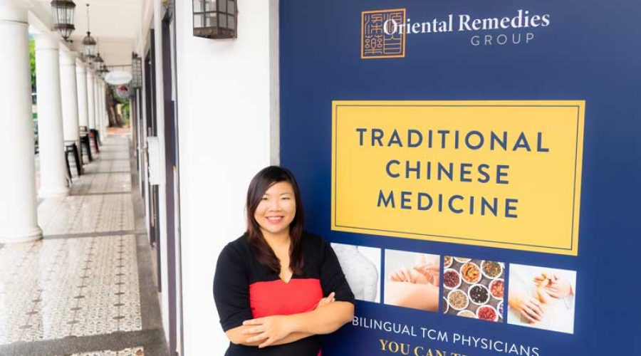 CEO of Oriental Remedies Group shares her journey with Traditional Chinese Medicine (TCM) in Singapore