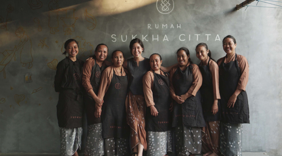 Founder of SukkhaCitta: We can choose to be a force for good with what we wear daily