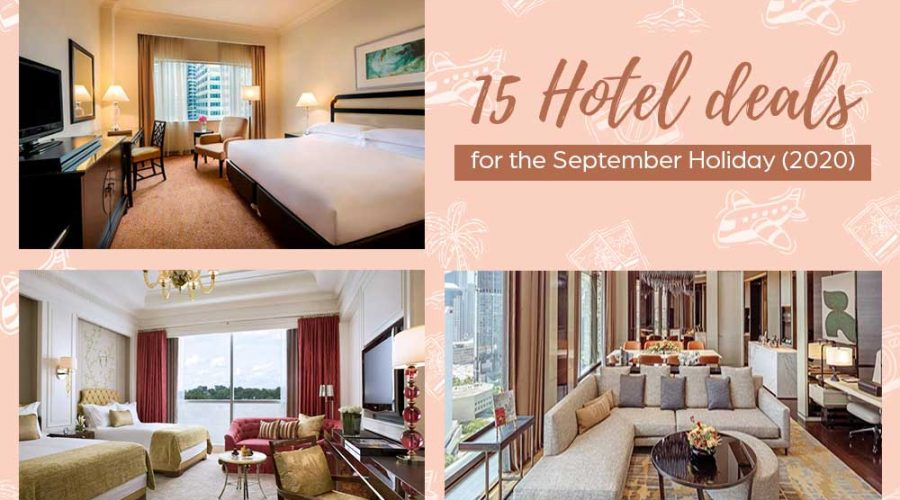 15 hotel staycation deals in Singapore (2020)